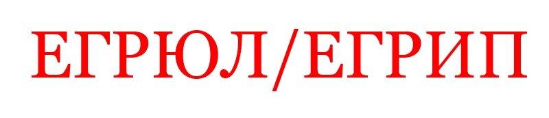Единый государственный реестр юридических лиц или индивидуальных предпринимателей