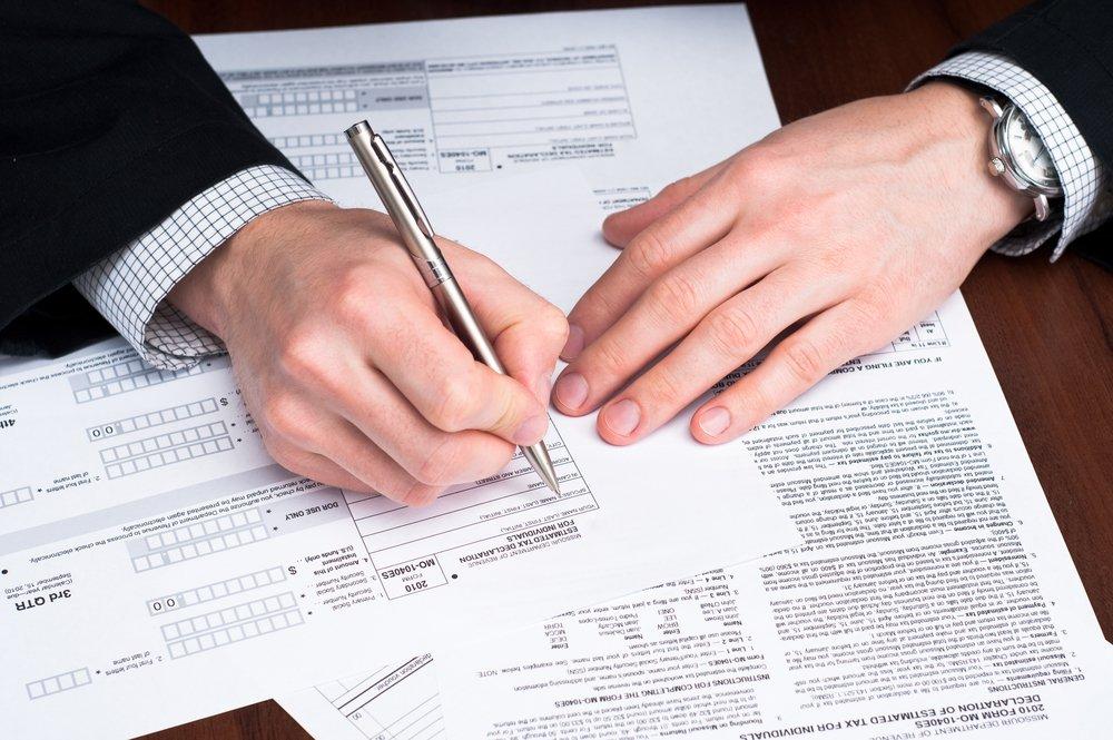 Правильно заполнить и оформить все документы