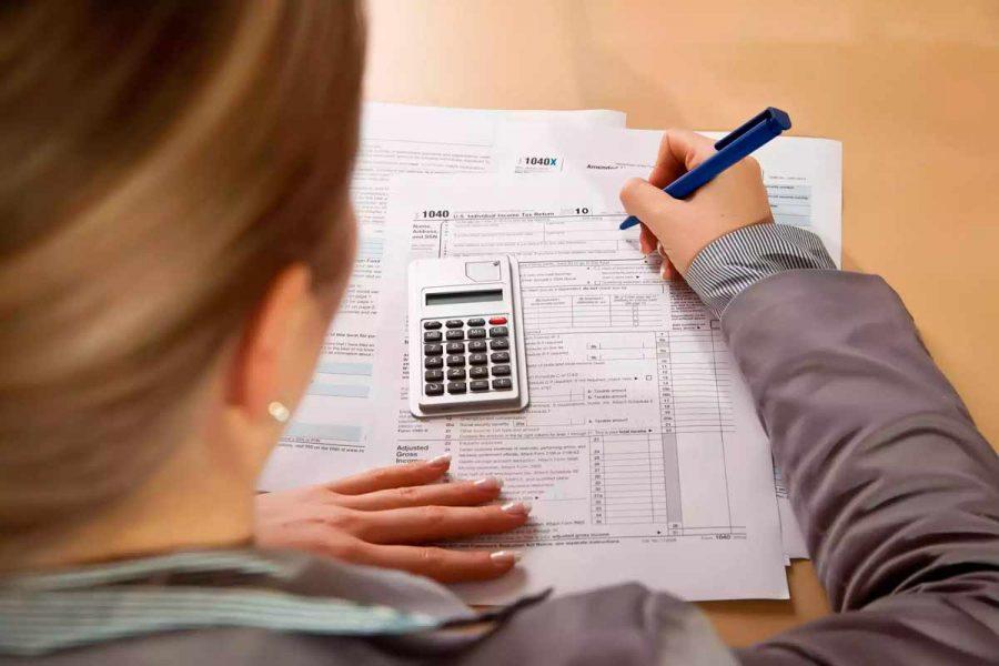 Уменьшение авансовых платежей