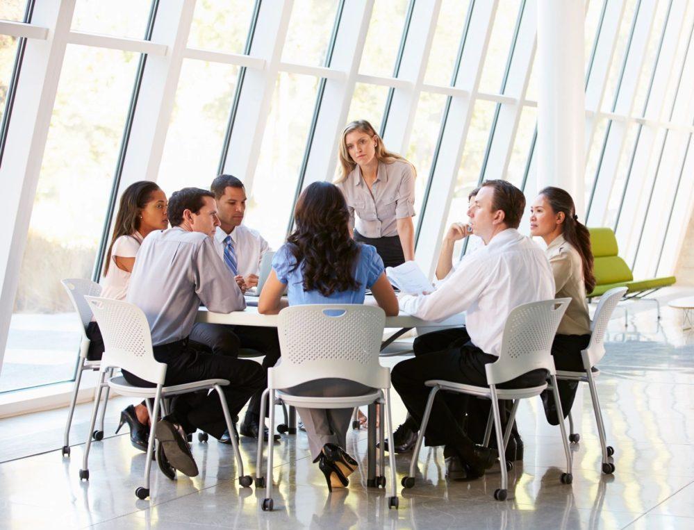 Собрание среди владельцев долей