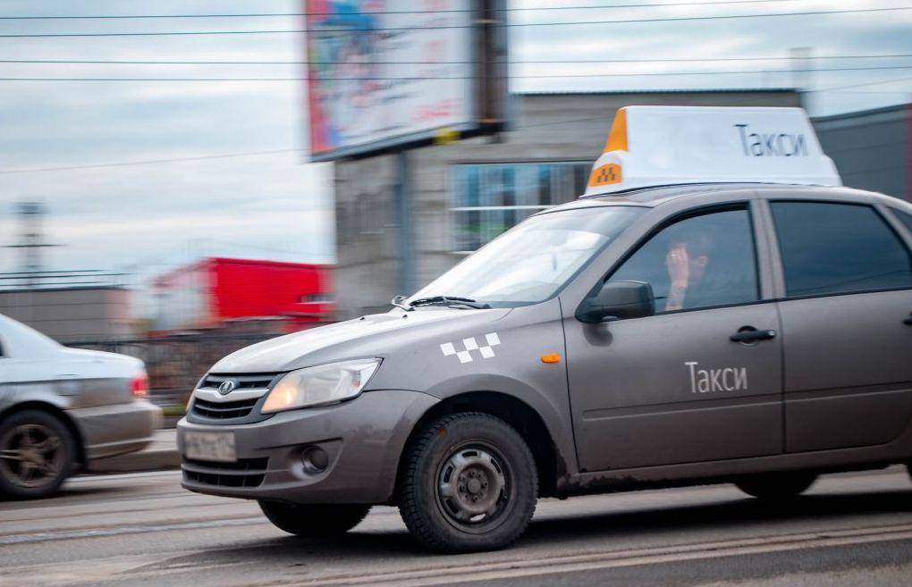 Самозанятый таксист получивший патент