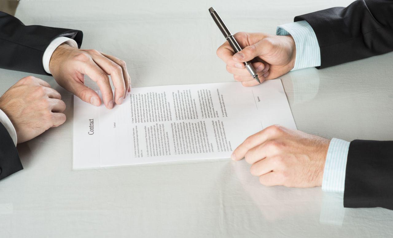 Заключить договор с самозанятым