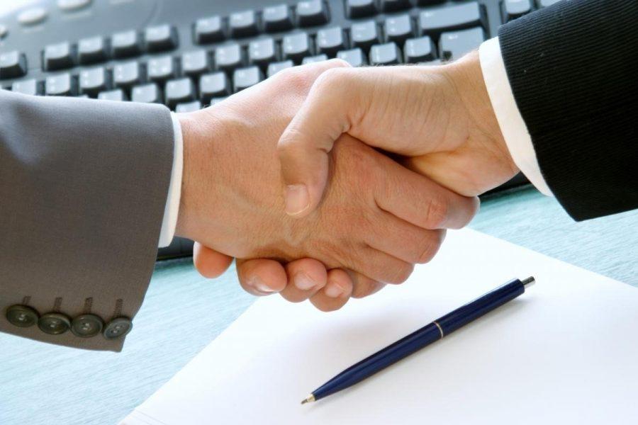 Стороны подписали соглашение